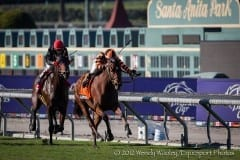 Little Mike pulls an upset in the Breeders' Cup Turf