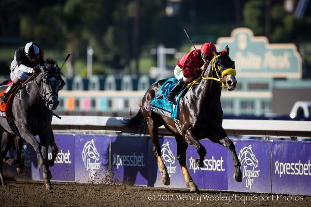 Trainer Parhboo Dedicates Eclipse Award To People Of