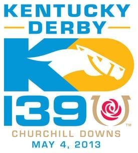 2013 Kentucky Derby 139 logo