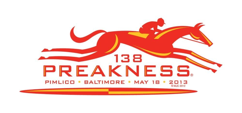 2013 preakness logo unveiled horse racing news paulick
