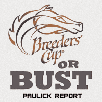 Breeders' Cup or Bust logo