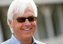 Bob Baffert trains two of the leading contenders for this year's Kentucky Derby: American Pharoah and Dortmund.