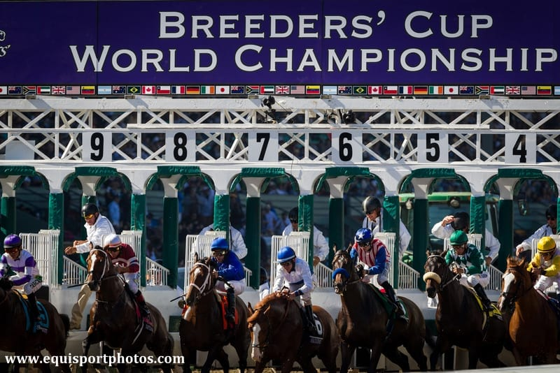 Breeders Cup Only Juvenile Races To Prohibit Lasix In