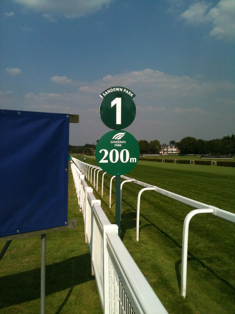 British Racing Experimenting With Metric Distances And