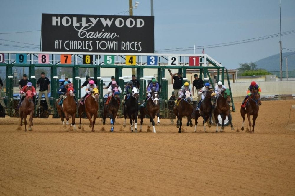Charles Town Tvg Partner To Present Live Racing In Hd