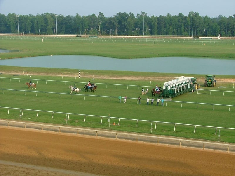 Colonial Downs could be redeveloped as a golf course