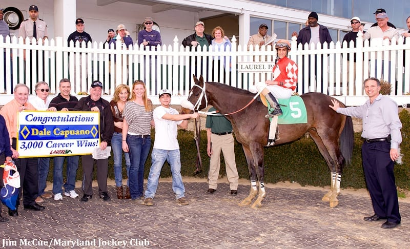 Dale Capuano Held Blameless After Horse Tests Positive For