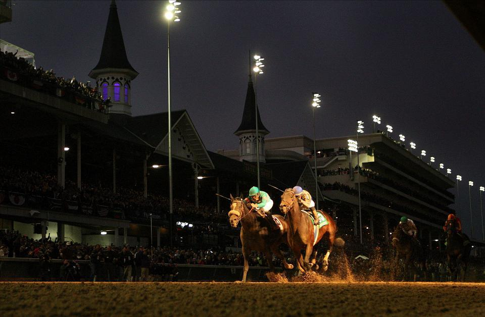 Clevenger Wins Eclipse Award For Photography Horse