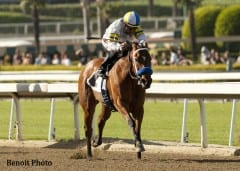 Izzy Rules wins Las Flores with Edwin Maldonado