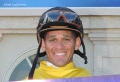 Javier Castellano approaching a single-season earnings record for a North American jockey