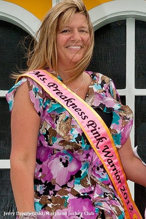 Kathleen Kelly Ms Preakness Pink Warrior