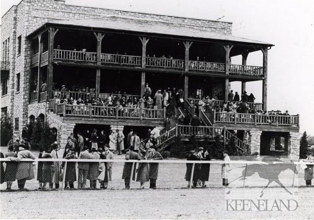 Keeneland 75 Years In Pictures Horse Racing News