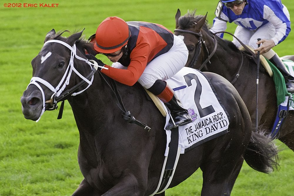 King David Jumps From 35 000 Claim To G1 Win In Jamaica