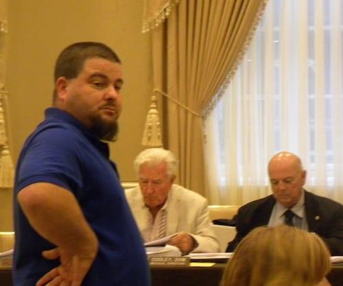 Trainer Kyi Lormand - LA Dermorphin hearings