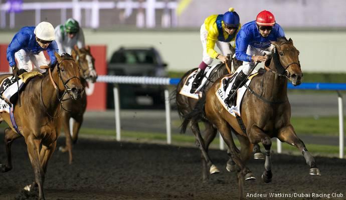 Lovely Pass Bids for UAE Oaks Success