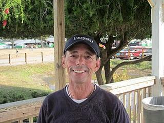 Old Race Tracker' Guidry Enjoying New Career As Jockey Agent - Horse