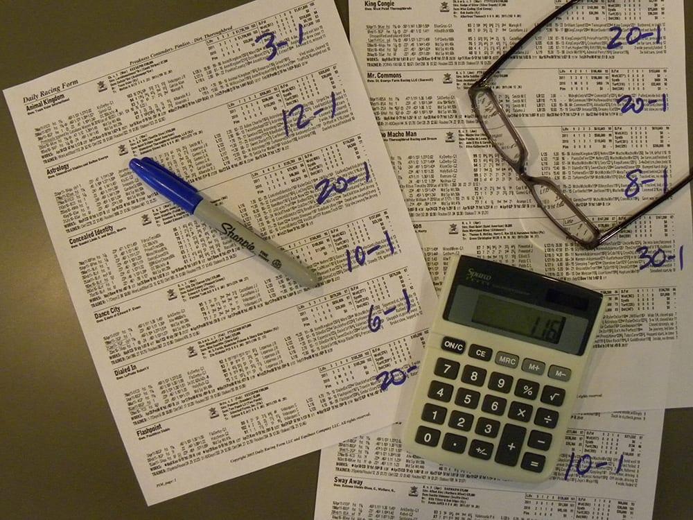 preakness betting calculator