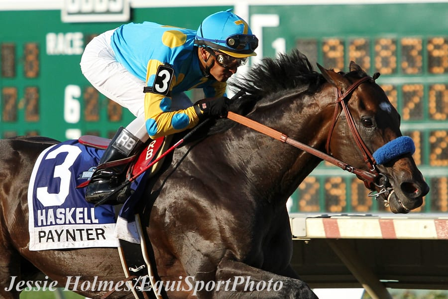 Paynter wins Haskell Invitational