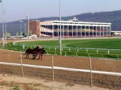 Penn National Race Course in Grantville, Pa.