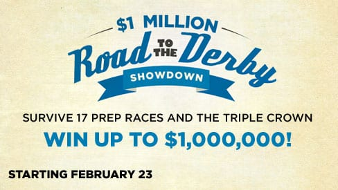 Twinspires Com Turn 20 Into A Cool Million In New Derby