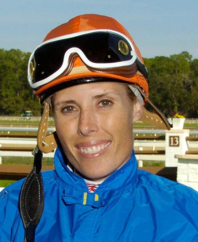 Jockey Rosemary Homeister Jr Has First Child Horse