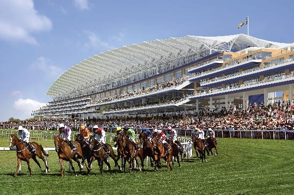 Racing at Royal Ascot