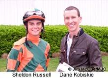 Sheldon Russell, Dane Kobiskie