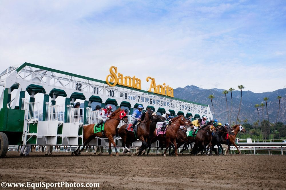 Times Are A Changin California Racing Calender Set For