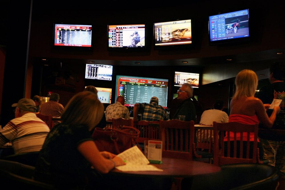 Contract dispute threatens betting on racing in Nevada - Horse