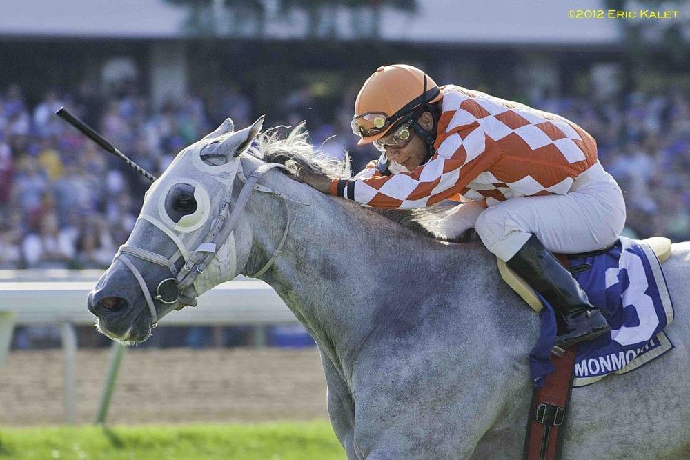 Tune Me In pulls off 25-1 upset in Oceanport Stakes - Horse Racing ...