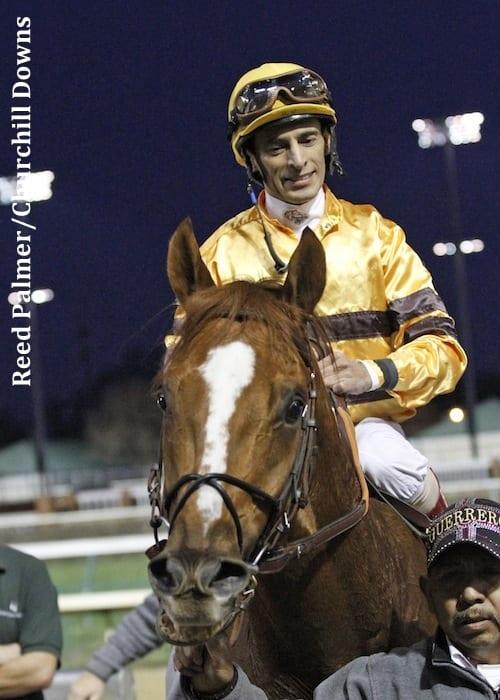 Wise Dan crushes 'em in the Clark - Horse Racing News