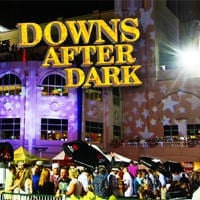 Churchill Downs after Dark