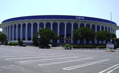 Inglewood's Forum, which opened in 1967, has been purchased by Madison Square Garden Co.