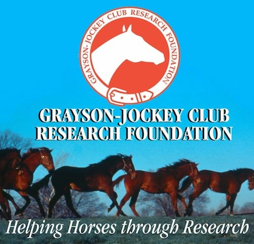 Oaklawn Donating $100,000 To Equine Research Through Grayson-Jockey