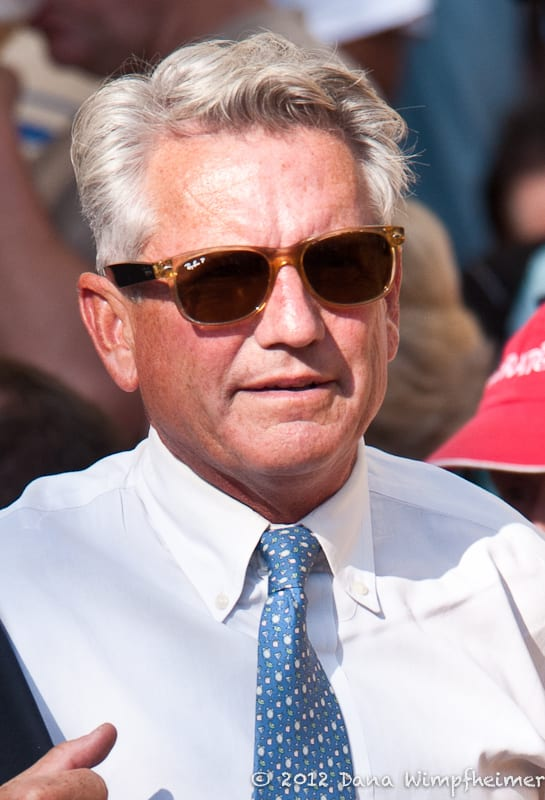 The Breeders Cup Forum Trainer Pat Byrne Horse Racing