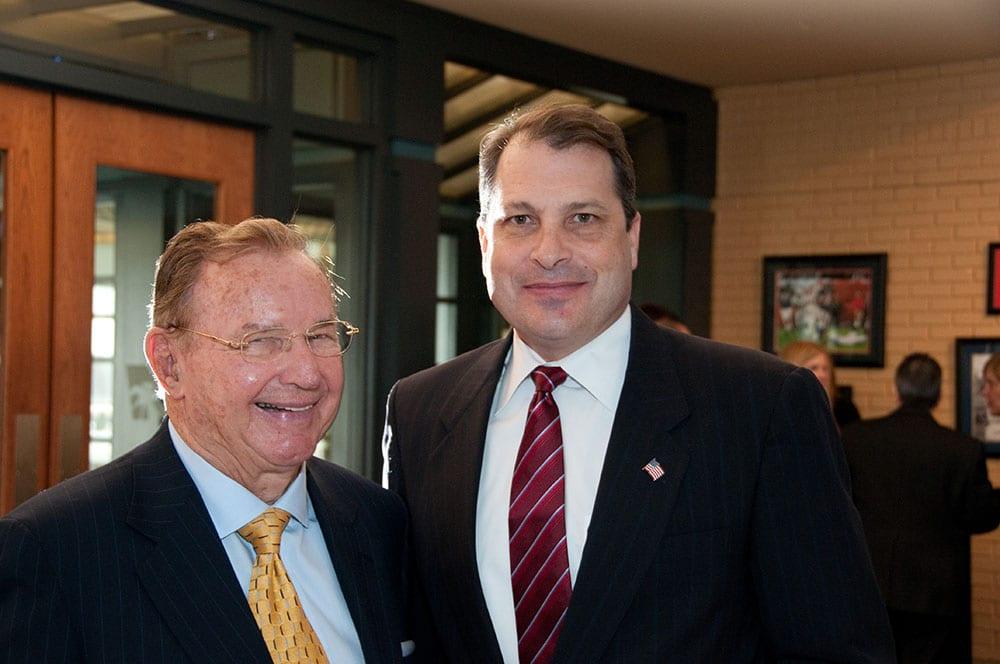 The Breeders' Cup Forum: Arlington Park's Tony Petrillo