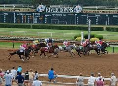 Belterra Park, formerly River Downs near Cincinnati, opens for racing May 8. The racino opened May 1