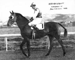 Stucki once galloped Seabiscuit before beginning his training career