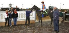Frac Daddy breaks his maiden, Nov. 3, 2012 at Churchill Downs