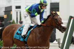 Delaunay will try to win the Iowa Sprint Handicap this weekend