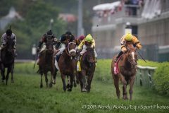 Wise Dan wins the Woodford Reserve