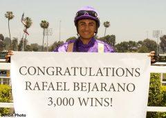 Bejarano notches Win #3,000