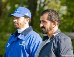 Saeed bin Suroor & Sheikh Mohammed