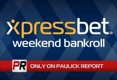 Xpressbet Weekend Bankroll Image