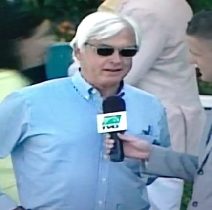 Bob Baffert discusses Paynter's comeback with TVG