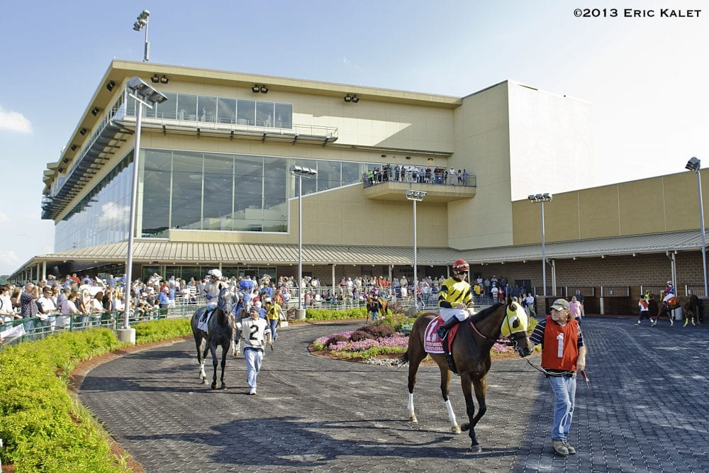 casino in pa with horse racing