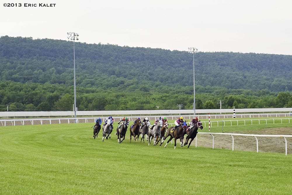 Racing at Penn National