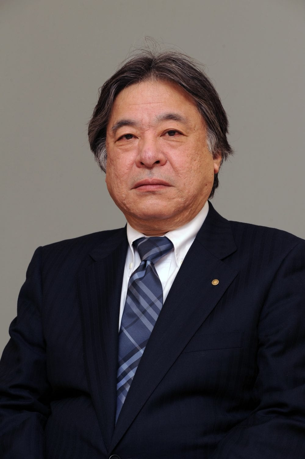 Masayuki Goto, of the Japan Racing Association