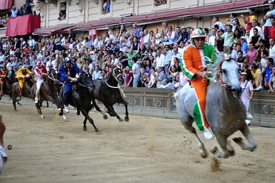 Italy Pressure Mounts To End Palio Races After Several