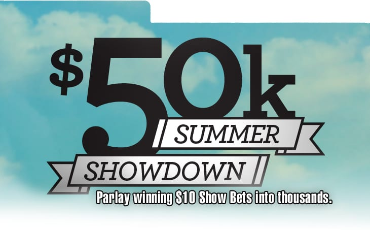Twinspires Com Turns Up The Heat With 50 000 Summer